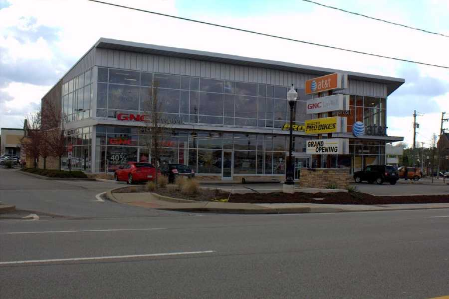 This new cycling and cell phone shop on the corner of Route 22 and Strochein Road opened in 2010.