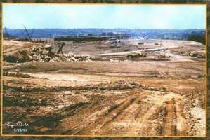 May 1968 - The massive growth of Monroeville continues, and construction of the Monroeville Mall is underway.