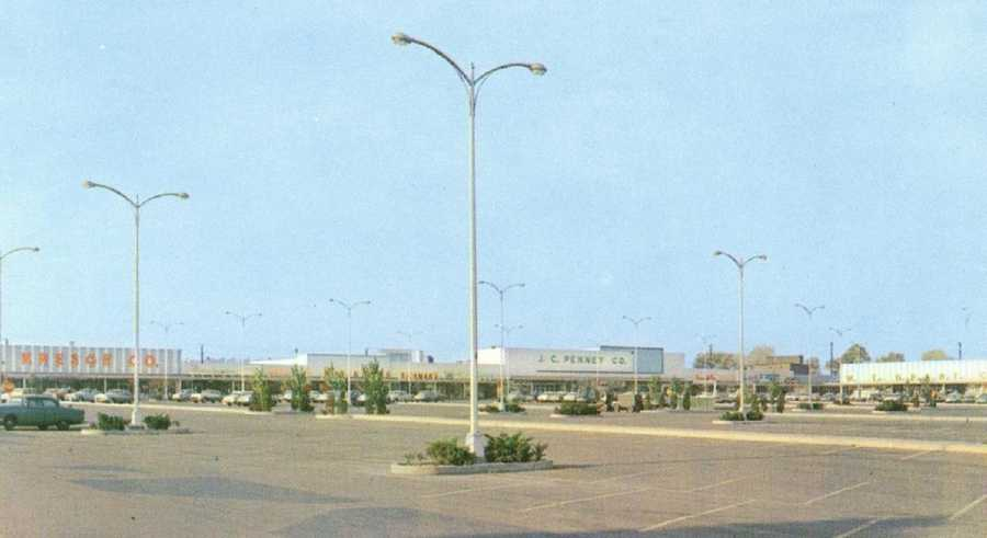 1960s - JCPenney's old Monroeville location in Miracle Mile.