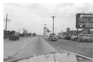 1950s - Route 22 between Northern Pike and Center Road.