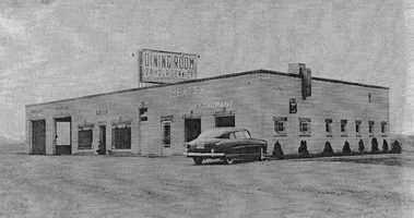 1948 - Beatty's Restaurant on Route 22