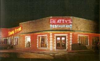 Beatty's Restaurant on Route 22 (exact date unknown)