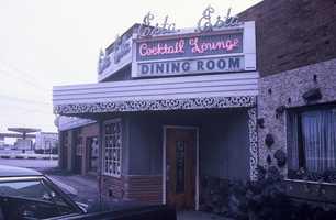1970s - Nick Marie's Esta Esta Restaurant on Route 22.