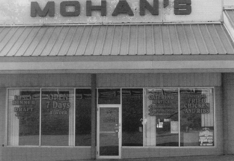 Mohan's Bar and Restaurant remains one of the most well-known local businesses in Penn Hills. It opened for business in June 1963 as a 1600 square foot bar and restaurant.