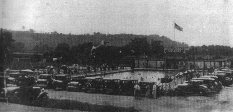 The Rosedale Beach on Third Street in Rosedale has been part of the community since 1926.