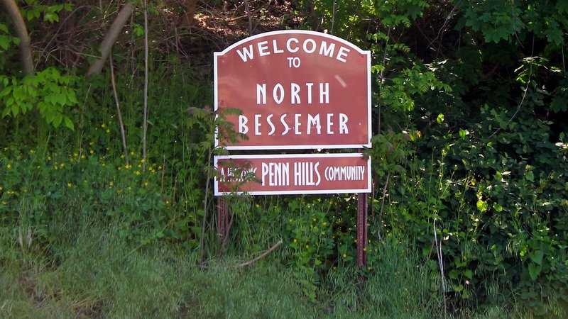 North Bessemer was built when the Bessemer & Lake Erie Railroad came to town in 1897.