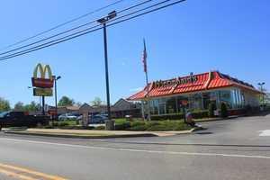 McDonalds modern day.