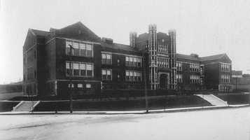 The present day Colfax School in the 2300 block of Beechwood Blvd. was built in 1911. It was named after Schuyler Colfax, who was vice president during Pres. Ulysses Grant's first term.
