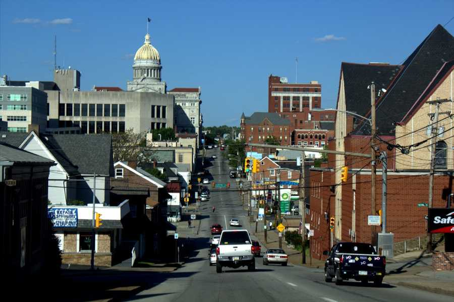 We start our historical trip of Greensburg in the heart of Downtown...