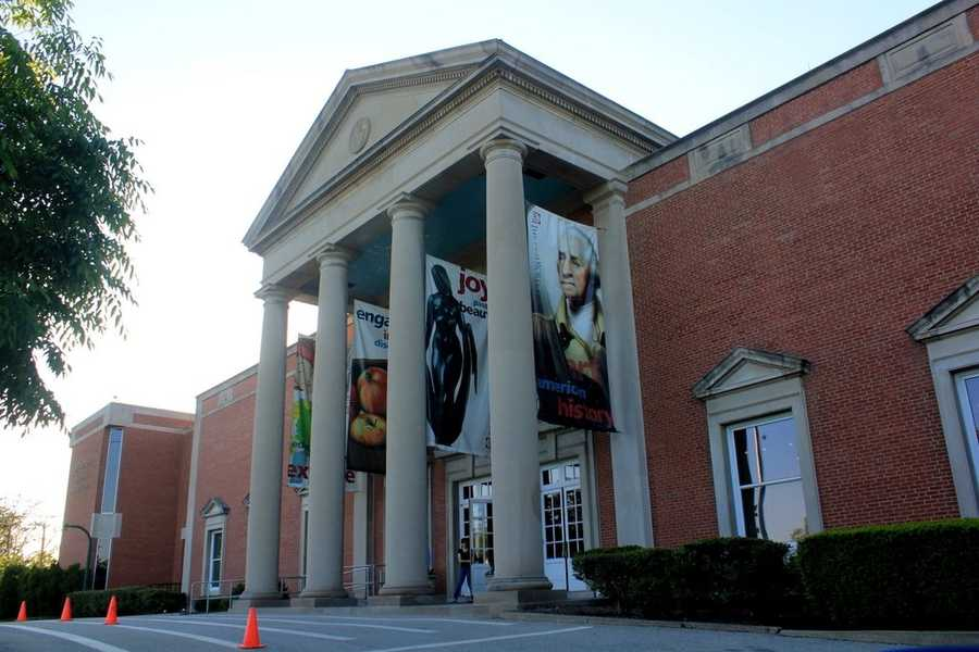 It is now home to the Westmoreland Museum of American Art.