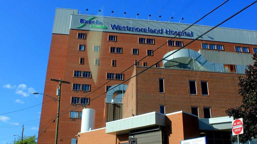 Excela Westmoreland Hospital 02