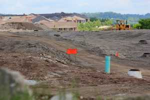 Development of more homes and condominiums were underway in early 2012.