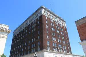 The hotel remains one of the most visible landmarks in the city of Washington to this day. It sits a stone's throw away from the Washington County Courthouse.