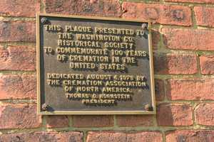 It is designated as a historic public landmark by the Washington County History & Landmarks Foundation.