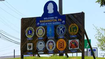 Washington is the county seat of Washington County, home to 15,000 people. The area can trace its history back to the mid 1700s.