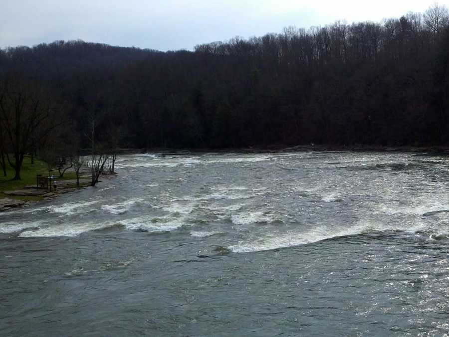It is one of the most beautiful locations in Western Pennsylvania: Ohiopyle State Park, located in Fayette County.