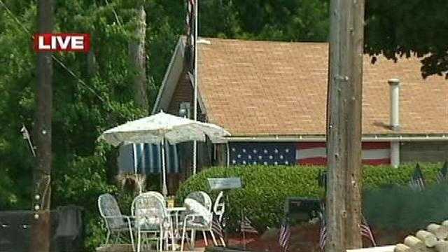 American Legion Post 80 in Ross Township was renamed for Marine Sgt. Joseph Caskey.