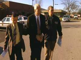 Sandusky was found guilty of several counts of child sexual abuse, including some incidents on the Penn State campus.