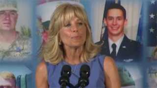 Jill Biden file photo
