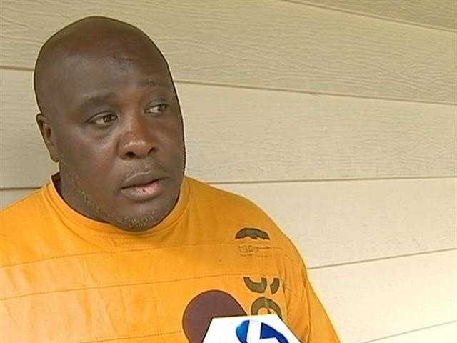 Mister's owner, William Johnson, said he was shocked to hear about the incident. He told Channel 4 Action News that his dog got loose, and he thought Al Gallagher's stepson took it into the house.