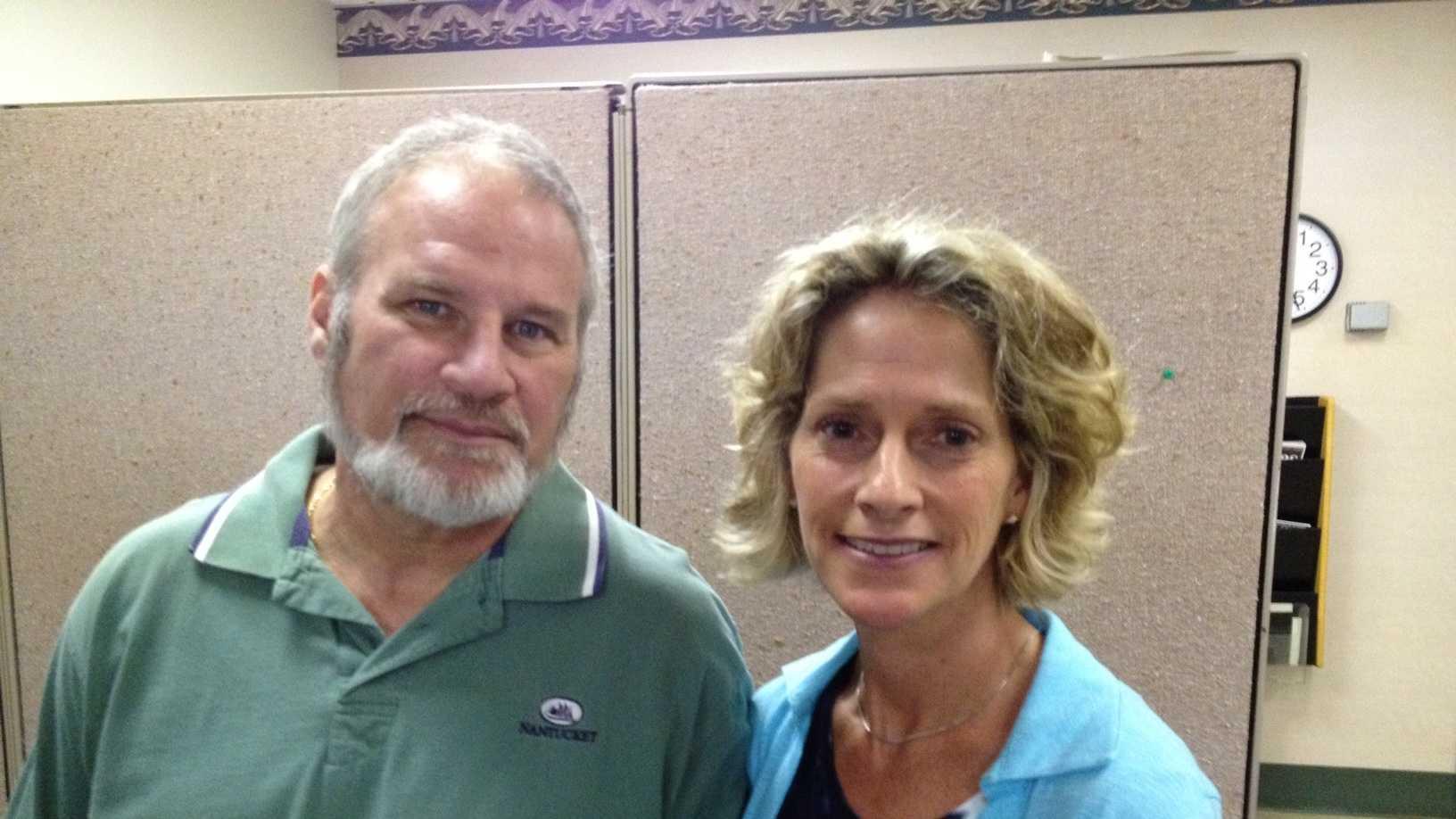 Dan and Susan Canfield