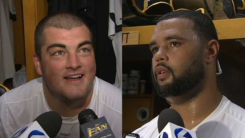 David DeCastro, Mike Adams