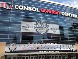 Dozens of the best hockey players in the world are arriving in Pittsburgh for the 2012 NHL Draft. It is scheduled to start Friday night at Consol Energy Center.