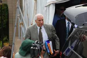 The Jerry Sandusky case is now in the hands of the jury that is weighing the evidence against him.