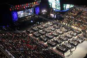 The 2012 NHL Draft was held in Pittsburgh, and thousands of fans joined the hundreds of future NHL players inside Consol Energy Center to see where what teams the future stars would be drafted by.