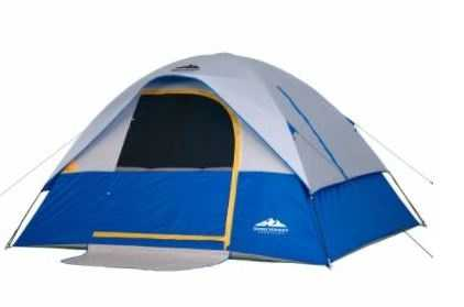 See the great outdoors with our selection of tents and shelters.