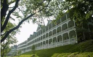Two Complimentary Overnight Stays and One Round of Golf for Four People at the beautiful Omni Bedford Springs Resort.  Click here to preview all auction items.