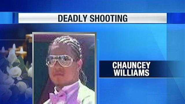 Chauncey Williams