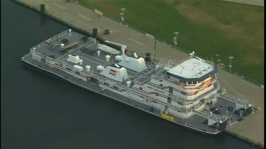 AEP Legacy towboat