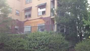 The Morgan at North Shore apartments