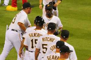 McCutchen was named NL Player of the month for the first time this past June.