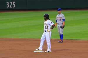 """""""Cutch"""" was drafted by the Pittsburgh Pirates in the 1st round (11th pick) of the 2005 amateur draft."""