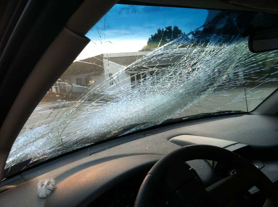 The incidents happened shortly after 8 p.m. Saturday near Old Route 30 in Hempfield Township. Neither woman was hurt.