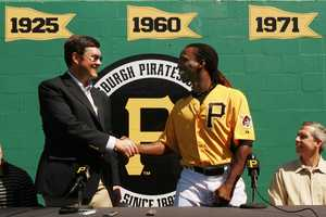 He signed a six year, $51.5 million dollar deal that will keep him a Pirate through the 2017 season.