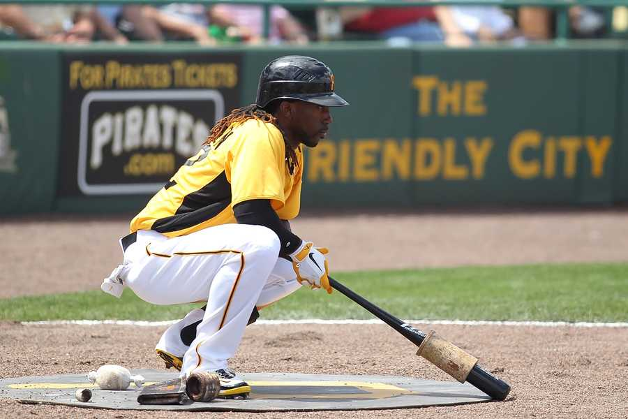 McCutchen has a great voice and can certainly carry a tune.