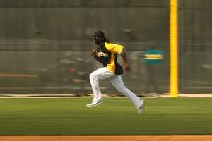 McCutchen made less than $500,000 in each of his first four seasons in Major League Baseball, including 2012. (Source: Society for American Baseball Research.)