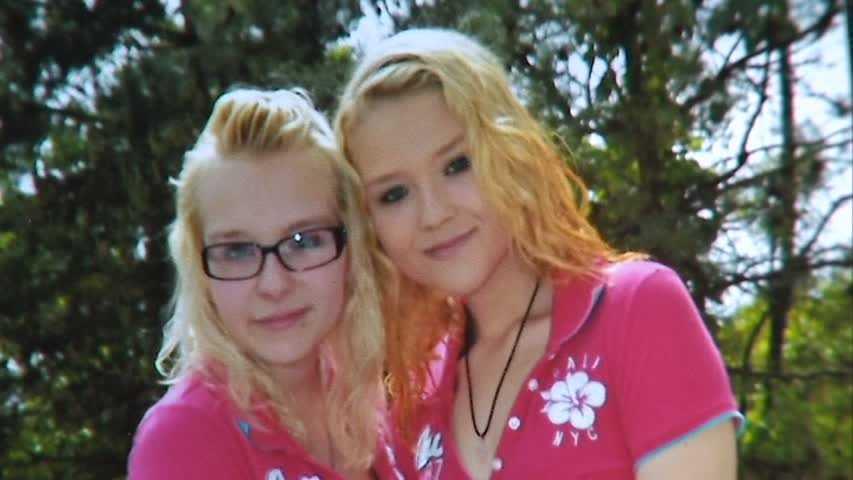 Christina Wenck and Alexis McKinney