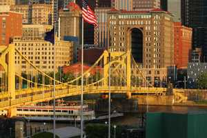 A similar view in 2012, taken from inside PNC Park.