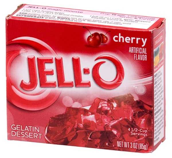 You can watch it wiggle. You can even watch it jiggle. But that's not all you can do with Jell-O.