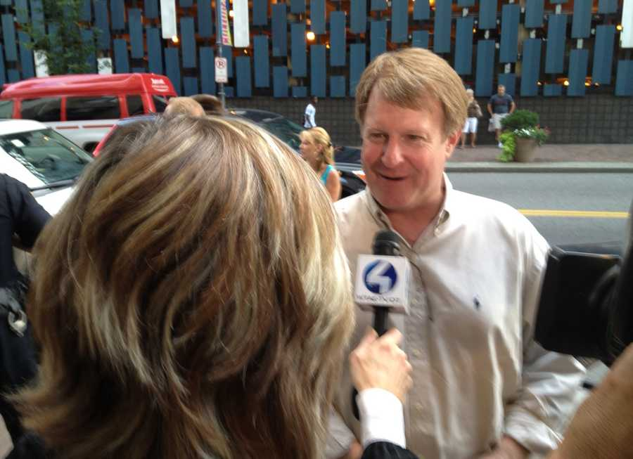 Allegheny County Chief Executive Rich Fitzgerald