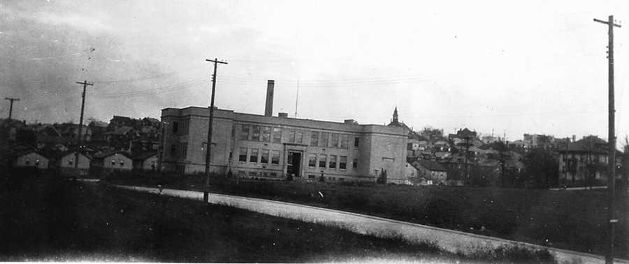Lincoln Elementary School, which opened in 1925, was the second school built in the burgeoning school district.