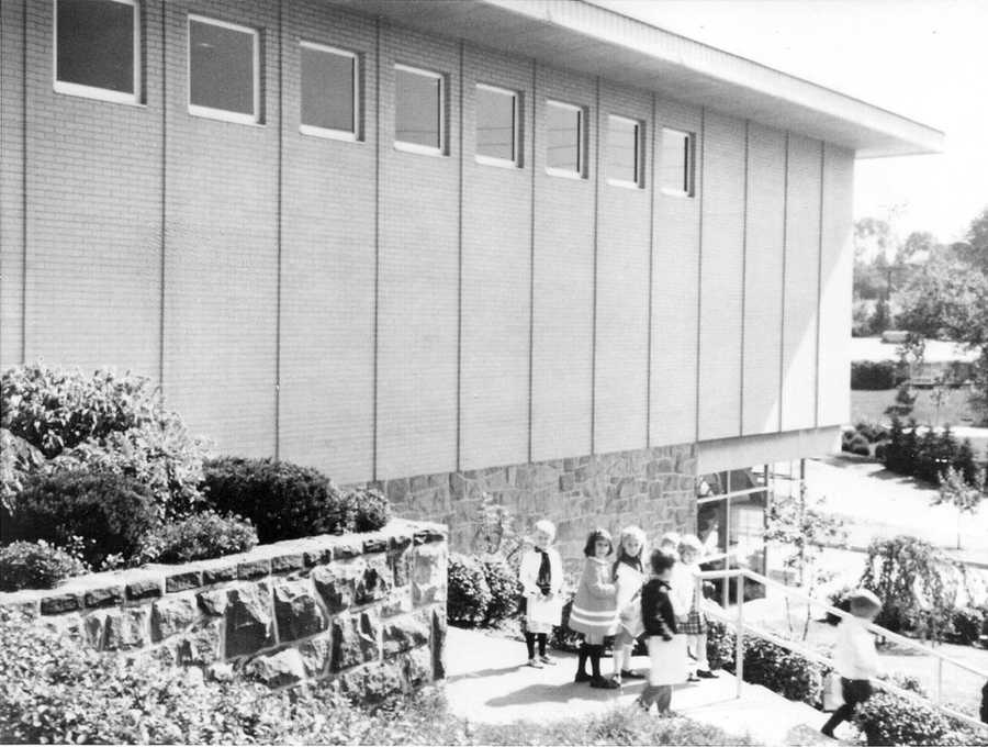 In 1963, Hoover Elementary on Robb Hollow Road became the seventh elementary school—and last school—built in the community.