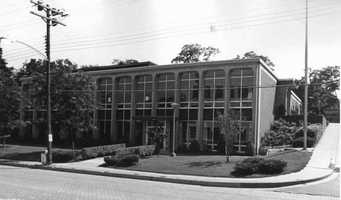 When the library outgrew the space, this 13,350-square-foot library on Castle Shannon Boulevard was built and opened January 27, 1964.