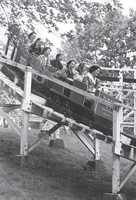 The Dipper was built in 1948 and it was redesigned in 1951 when additional hills and track were added.. Standing at 40-feet high and measuring 1,650 feet long.