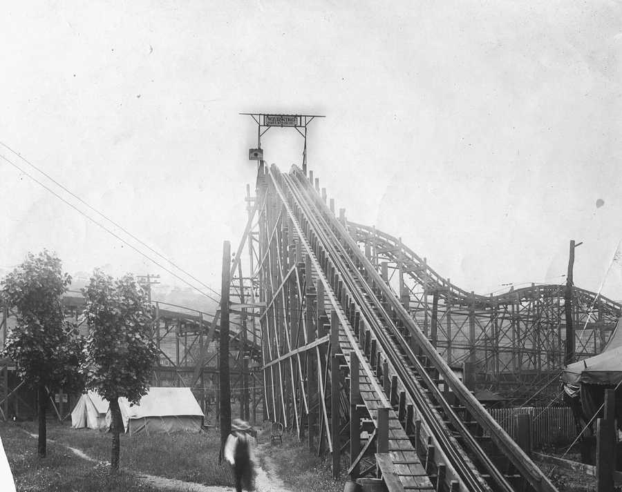 "Help us identify this roller coaster ride. Email webstaff@wtae.com to help.(UPDATE: Several viewers are telling us that this ride was called ""Pippin."" Thanks for the help!)Do you have any historical Kennywood photos to share with us? Email them to ulocal@wtae.com."