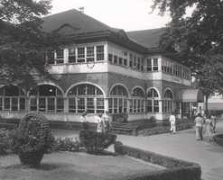 Dating back to 1898, The building was renovated over the winter of 2010–11. Renovations included installation of central air conditioning, expanded restrooms, new wallpaper, carpet, and windows.